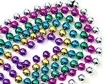 Mardi Gras Beads Dozen