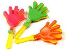 Hand Clackers Dozen