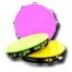 Neon Tambourines Dozen