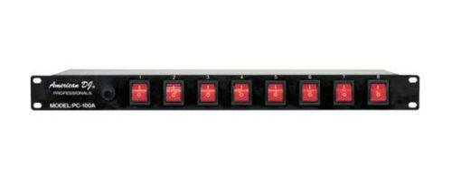 PC100A Power Strip
