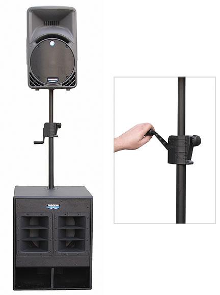 Speaker Crank Extension
