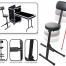 Adjustable DJ Chair