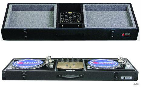 DJ Battle Coffin Econo