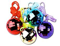 Disco Ball Necklace Dozen
