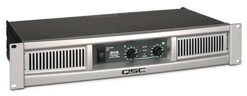 GX-5 Power Amp 500W Stereo