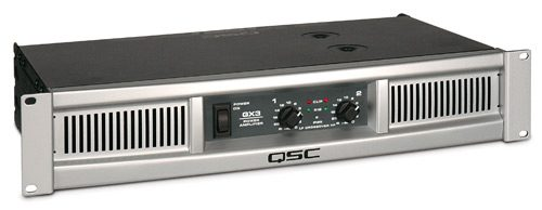GX-3 Power Amp 300W Stereo