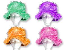 Funky Fur Hats Dozen