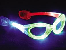 Multi Color Led Glasses