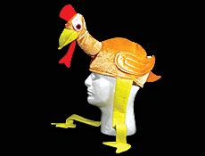 Chicken Dance Hat