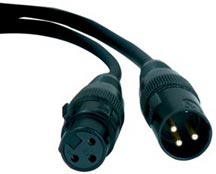 25 Foot DMX Cable