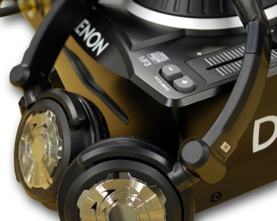 DN-HP500 DJ Headphones