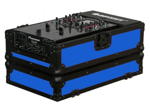 "10"" Mixer Case Blue"