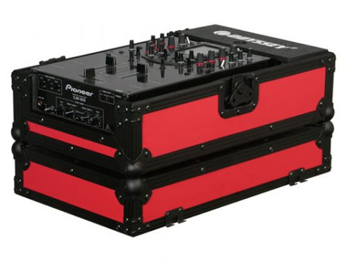 "10"" Mixer Case Red"