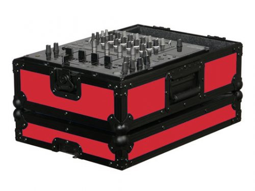 "12"" Mixer Case Red"