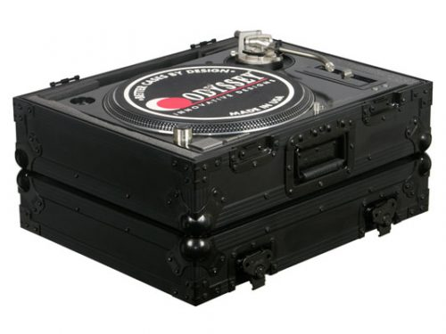 Black Label Turntable Case