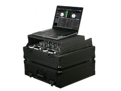 "Black Label Laptop Mixer Case For 19"" Mixer"