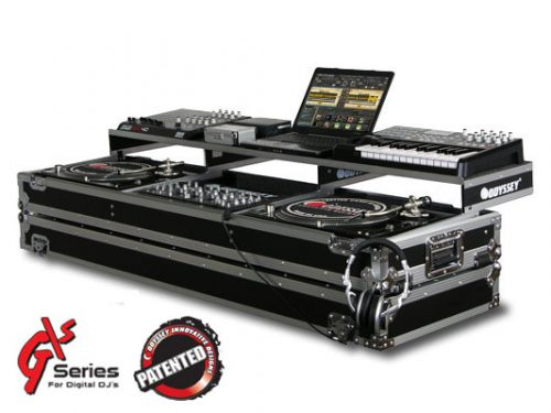 "Remixer 19"" Mixer Turntable Road Case"