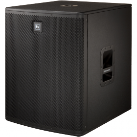 "18"" LiveX Powered Subwoofer"