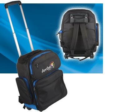 Arriba LS-520 High Quality Wheeled Backpack