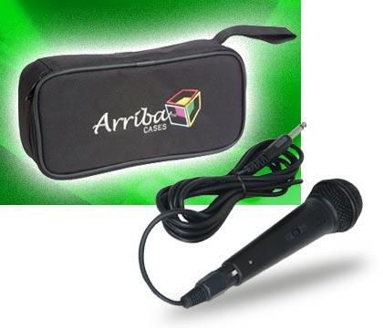 Arriba AL-52 Basic Microphone Bag