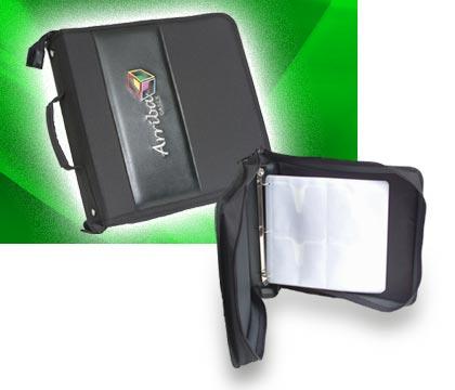 Arriba AL-200 High Quality CD Case (holds 200 CDs)