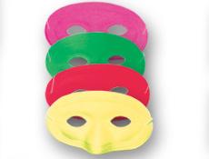 Blacklight Neon Masks