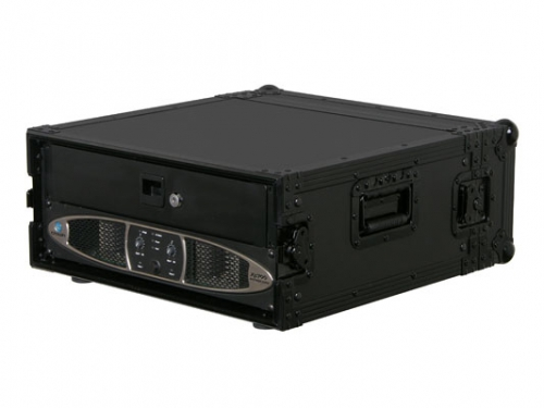Odyssey FZAR04BL Black Label ATA Amp Rack