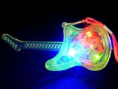 "3"" LED Guitar Necklaces"