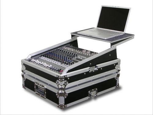 "GLIDE STYLE CASE FOR 19"" RACKMOUNT"