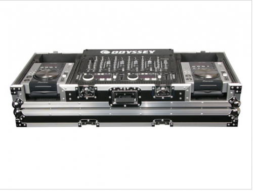 FZ19CDIW CD DJ Flight Case Coffin