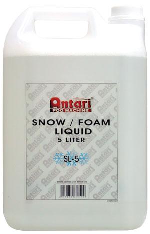 Snow/Foam Fluid Gallon