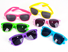 Colored Frame Glasses