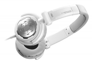 DN-HP500 White Headphones