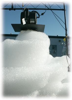 Super Foam Dome