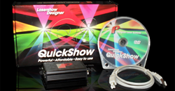 Pangolin Quickshow Lasershow Designer