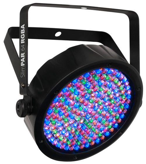 SlimPAR 64 RGBA