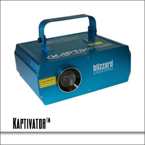 Kaptivator 3D RGB Laser