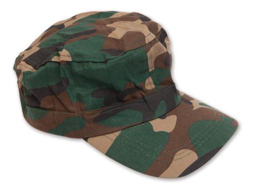 Camo Army Hat