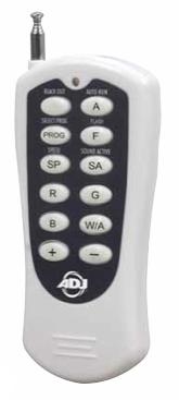 ADJ RFC Radio Freq. Controller