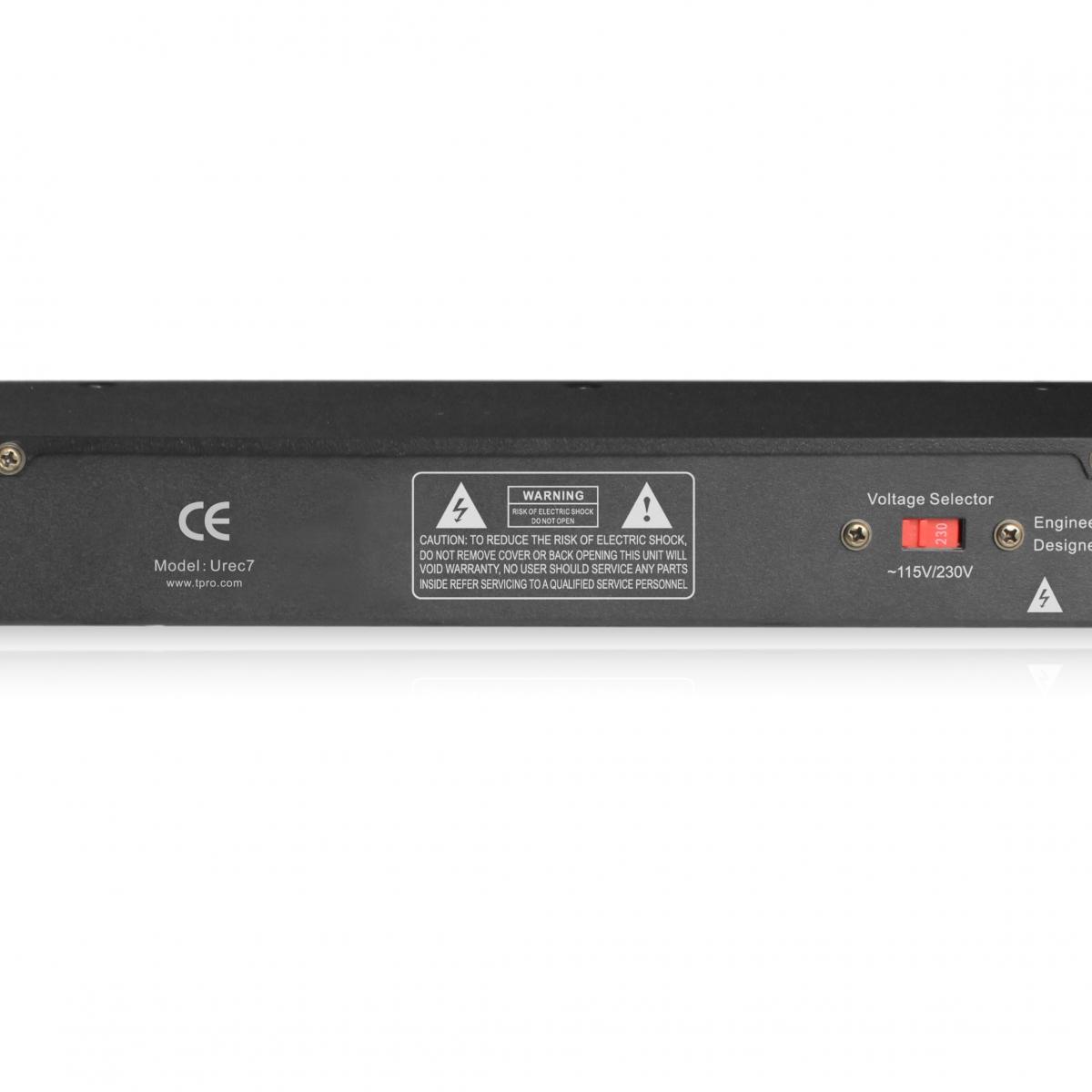 Urec7 Usb Sd Recorder Dj Equipment Music Trends Gear Long Flashdisk Card 8 Gb