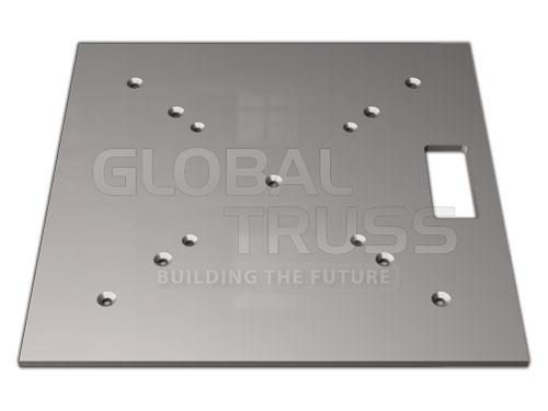 20 x 20 Aluminum Base Plate