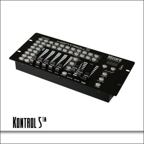 Kontrol 5 DMX Controller