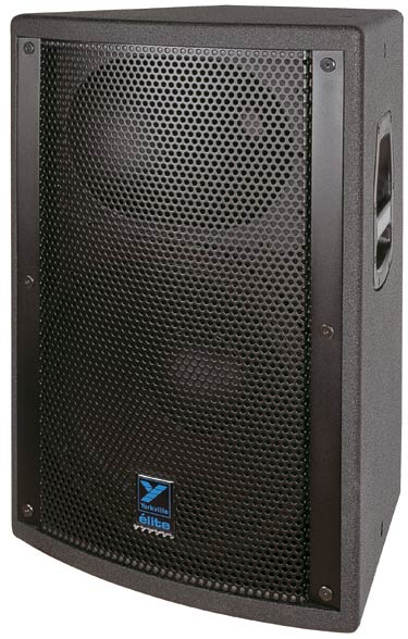 "elite Series EF500PB 15"" Powered Speaker"
