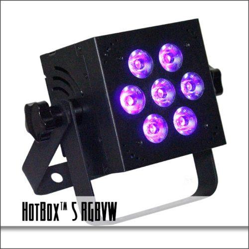 HotBox 5 RGBVW