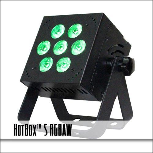 HotBox 5 RGBAW