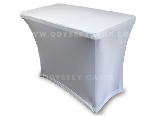 White Table Scrim 4ft
