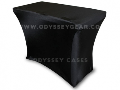 Black Table Scrim 4ft