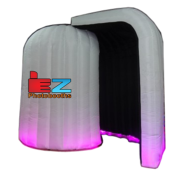 Inflatable Enclosure with LED