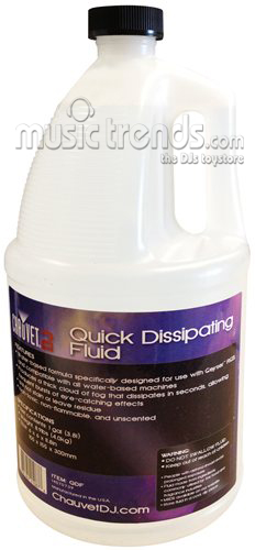 Quick Dissipating Fluid QDF