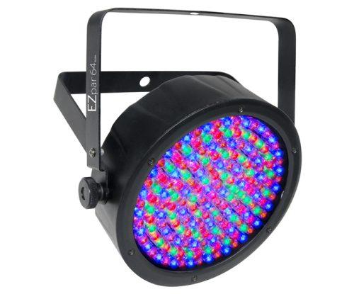 EZ Par 64 RGBA Black
